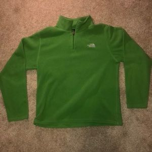 The North Face Jackets & Coats - North Face 1/4 Zip Pullover - Boys XL